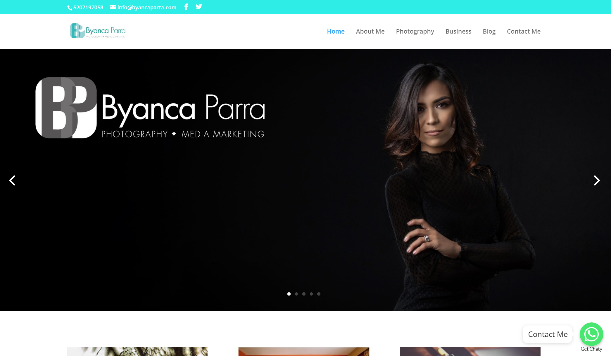 Byanca Parra Photography & Social Media